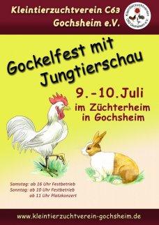 Gockelfest mit Jungtierschau
