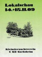 Lokalschau November 2009