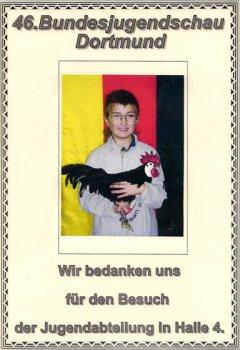 Bundesjugendschau Dortmund