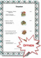 Speisekarte als PDF-Datei