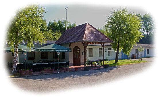 Züchterheim im Sommer